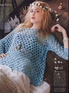 Vogue Knitting Crochet  - 2014