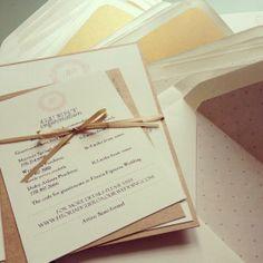 #wedding #invitations #envelopes #liners #love #romance
