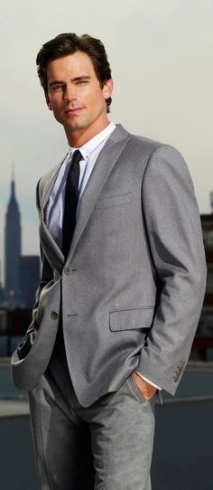 Matt Bomer. Really really really ridiculously good looking. Christian Grey