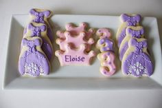 sofia the first cookies - Google Search