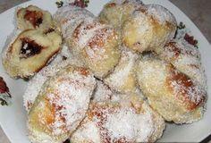 PAMUK KIFLE SA DŽEMOM – Torte i kolacici