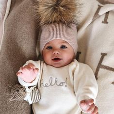 So Cute Baby, Cute Baby Clothes, Cute Kids, Adorable Babies, Cute Babies Pics, Cozy Clothes, Winter Baby Clothes, The Babys, Little Babies