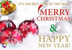 #Merry Christmas #Happy New Year #2013 #2014 #bells #Santa #Santa Hat