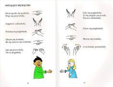 W co się bawić z półrocznym dzieckiem Hand Therapy, Baby Play, Babysitting, Montessori, Crafts For Kids, Teaching, Education, Blog, Google