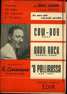Renato Carosone (spartito)