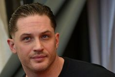 Actor Tom Hardy, who is playing Elton John in the upcoming film Rocket Man, has been wearing the veteran singer's old clothes for the biopic. Tom Hardy In Taboo, Tom Hardy Hot, Tom Hardy Movies, Tom Hardy Actor, Alfie Solomons, Wife And Kids, Man Photo, Man Crush, Movie Stars