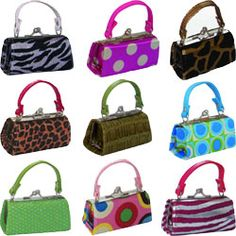 Mini Purses for Booking a Party Game