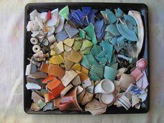 Ceramic debris  by *WeberMobile*, via Flickr