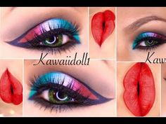 MAQUILLAJE MEXICANO 2 - YouTube