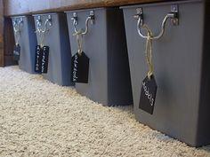Creative Under Bed Storage Ideas - The Idea Room More