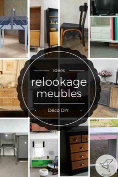 Idées inspirantes pour la personnalisation et le relookage de meubles