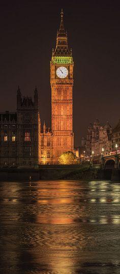 Big Ben   London   by Peter Spencer
