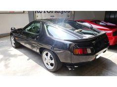 porsche 928 s-automatica-310-cv black - 8