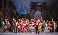 Don Quijote. Ballet de Santiago. Foto: Patricio Melo.