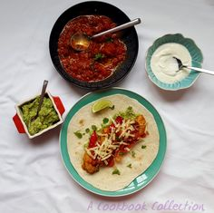 Chicken Fajitas | A Cookbook Collection