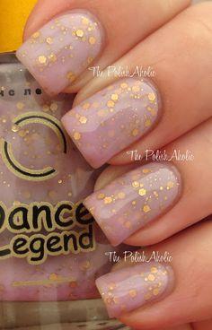 The PolishAholic: Dance Legend Sun Shine Collection Swatches