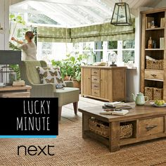 Want to WIN a £500 Next home shopping spree? Then create a board titled 'Next Lucky Minute' and repin this image plus your fave Next Home products from next.co.uk. Get creative by showing us what your dream home could or does look like! Don't forget to comment below with the link to your board to be entered to WIN. The contest closes on Friday, 24th January at 2pm and a winner will be announced by 6pm. Good luck! T&C's apply: http://on.fb.me/19Nji3M