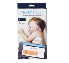 """""""It is amazing when your baby/child is sick because I can monitor their temperature on my smartphone. Much better than sticking a thermometer up the baby's butt and I don't have to disturb them if they are resting!"""" —Teamdream2 Price: $16.54"""
