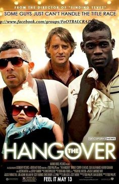 Hangover in Man. City
