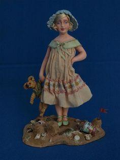 Gale Elena Bantock - Miniaturist