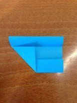 Picture of Fold Both Corners on the Upper Line
