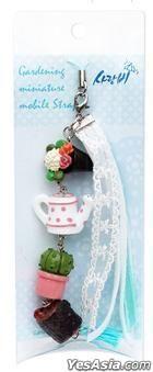 Love Rain: Sarangbi (KBS TV Drama) - Mobile Strap (Sky Blue)