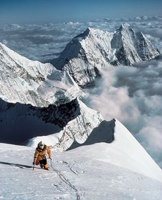 A British mother, Alison Hargreaves, became the first woman to conquer Everest without oxygen or the help of Sherpas on this day 13th May, 1995