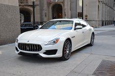 2017 Maserati Quattroporte SQ4
