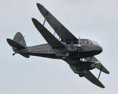 De Havilland DH. 89 Dragon Rapide