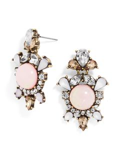 Pink Angelic Drops by: BaubleBar