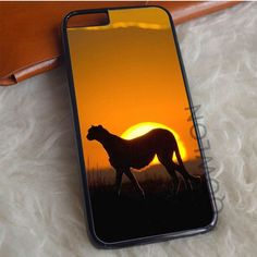 African Leopard Sunset iPhone 6 | 6S Case