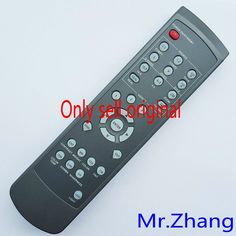New Original Remote Control   for  Toshiba projectors The appearance of the same function can be used #Affiliate