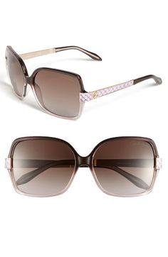 Roberto Cavalli Oversized Sunglasses | Nordstrom - StyleSays