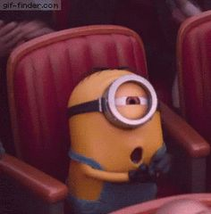 The perfect DespicableMe Minion Minions Animated GIF for your conversation. Discover and Share the best GIFs on Tenor. Minion Gif, Despicable Me Funny, Funny Minion Memes, Minions Love, Minions Quotes, Stupid Funny Memes, Minions Images, Minion Pictures, Gifs