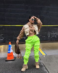 Fashion and streetwear inspiration Cute Swag Outfits, Tomboy Outfits, Dope Outfits, Trendy Outfits, Fashion Outfits, Fashion 2018, London Fashion, Black Girl Fashion, Tomboy Fashion
