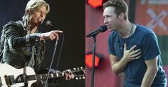 David Bowie turned down a request to collaborate with Coldplay because he didn't like the song.