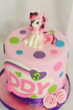 My little Pony Cake Cumple My Little Pony, My Little Pony Cake, My Little Pony Birthday Party, Frozen Birthday Party, Adult Birthday Cakes, 3rd Birthday, Birthday Ideas, Jungle Cake, Cute Cakes