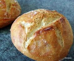 Quick rolls without kneading Bread Recipes, Vegan Recipes, Quick Rolls, Whole Foods Market, Mini Burgers, Bread Baking, Curry, Good Food, Brunch
