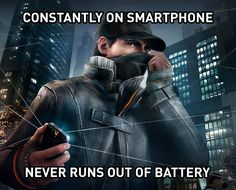 The most unrealistic thing about Watch Dogs