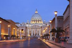 The Secret of Successful Travel Destinations Italy Rome Vatican City.