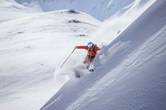 Powderturns on ORTOVOX cataloge shooting #voiceofthemountains #powder #freeride