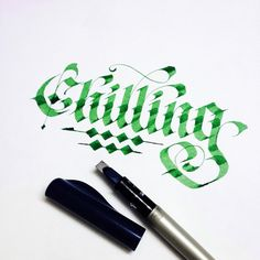 """Chill... #typography #typewa #calligraphy"