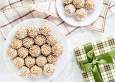 Call it love at first sight: Chocolate AND Peppermint truffle bites!