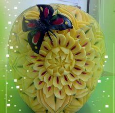 Carvin, Food, Style, Art, Decoration, WaterMelon