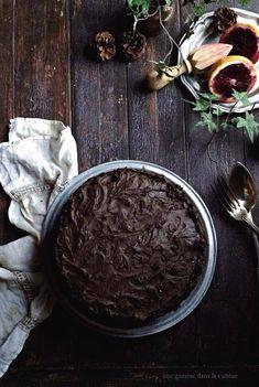 buttermilk cake with dark chocolate orange frosting   une gamine dans la cuisine