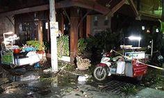 Bomb blast in Hua Hin