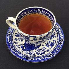 Tea ware design: Traditional Chinese blue and white porcelain cup☺☺☺☺☺☺☺☺☺☺#Tea #Teaware