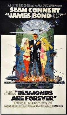 007 Diamonds are Forever