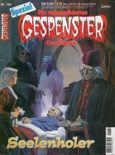 Gespenster Geschichten Spezial #169 - Seelenholer