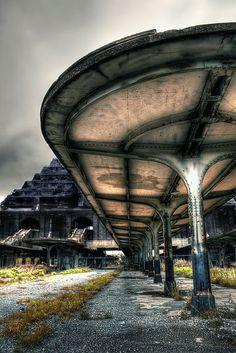 Ruins | Buffalo Central Terminal